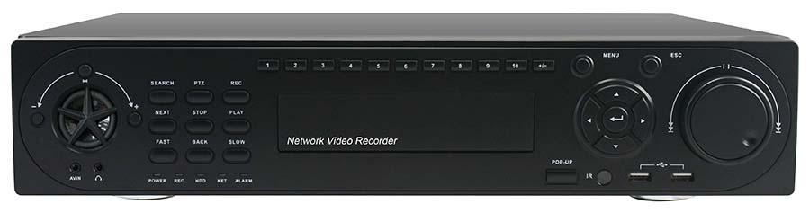 16CH H.264 1080P/720P High resolution NVR CW-NVR16(2 Casing Optional)