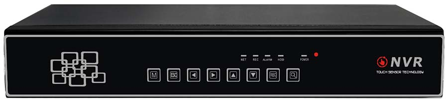 16CH H.264 Onvif 1080P/720P High resolution NVR CW-NVR16-A