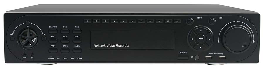 24 Channel Standalone DVR  CW-2400