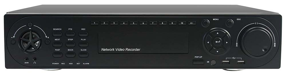 32CH H.264 1080P/720P High resolution NVR CW-NVR32(2 Casing Optional)