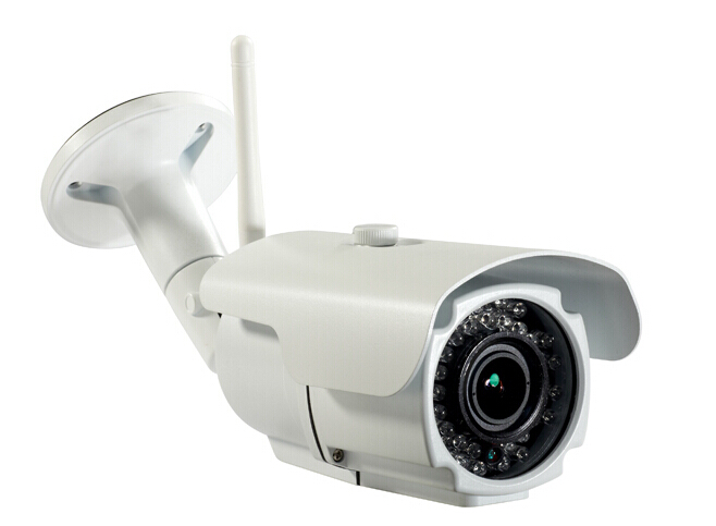 2 Megapixel 1080P Outdoor Varifocal Wireless IP Camera CW-2MWP-W