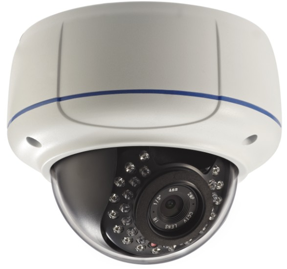 3 Megapixel 1440P Varifocal Dome IP Camera with WDR CW-3MDRV