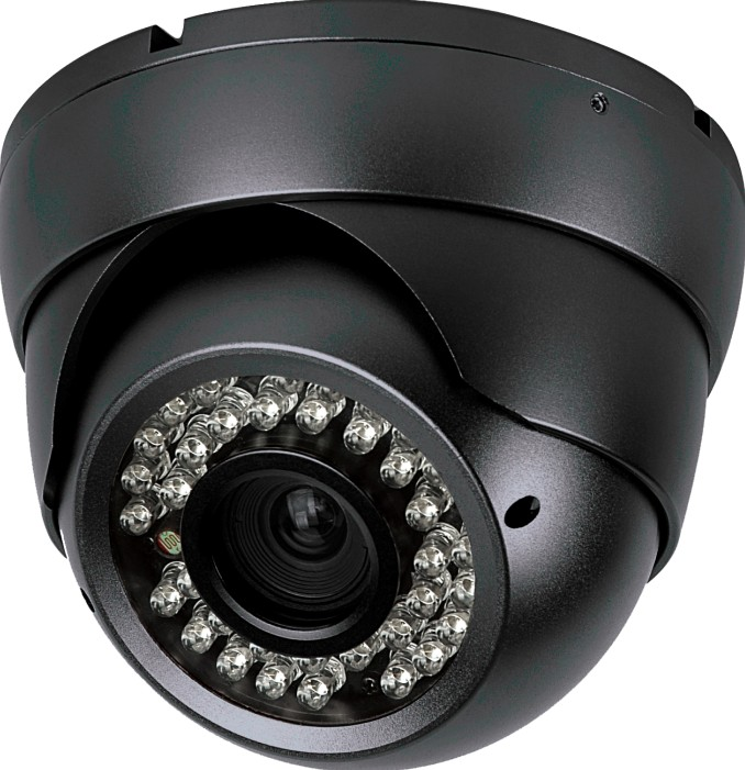 Varifocal Vandal-dome Camera CW-420BD/CW-700BD