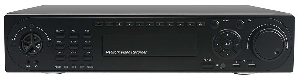 25/32CH H.264 Onvif 1080P Hybrid NVR CW-HVR25A/32A