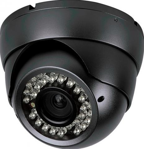 Varifocal Vandal-dome Camera CW-420BD/CW-700BD