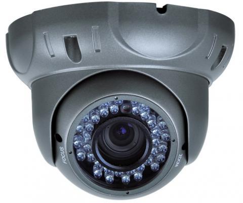 4-9mm lens Vandal-dome Camera CW-420BP/CW-700BP