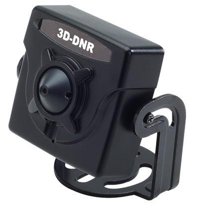 Mini 600tvl 3D-DNR Camera & WDR Camera CW-700WDM
